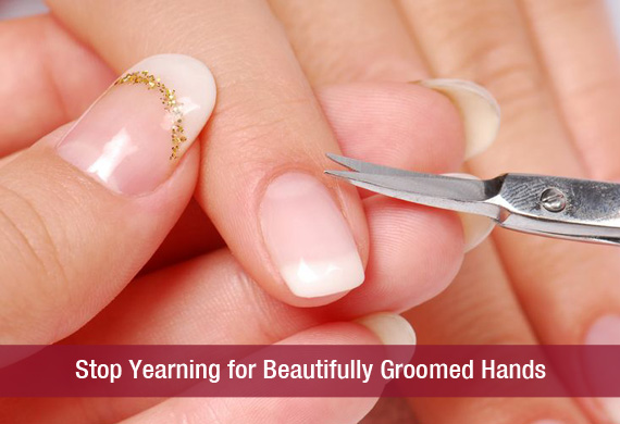 French Manicure – Stop Yearning for Beautifully Groomed Hands