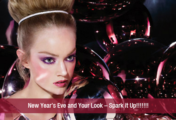 New Year's Eve and Your Look – Spark it Up!!!!!!!