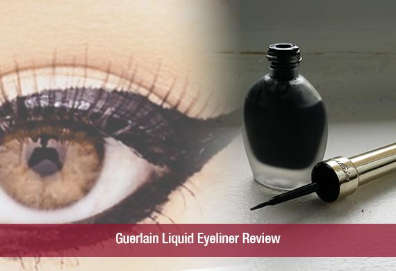 Guerlain Liquid Eyeliner Review