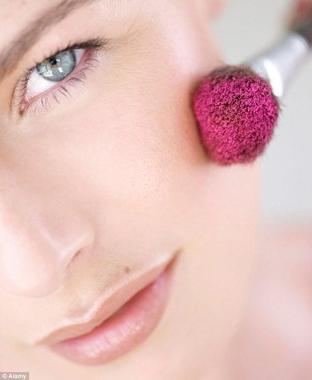 How To Make Cheeks Pink Naturally