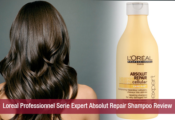 Loreal Professionnel Serie Expert Absolut Repair Shampoo Review