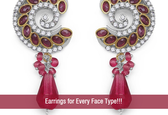 Earrings for Every Face Type!!!