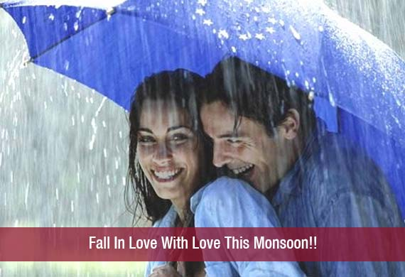 Fall In Love With Love This Monsoon!!