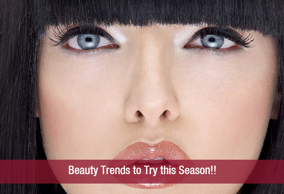 Beauty Trends to Try this Season!!