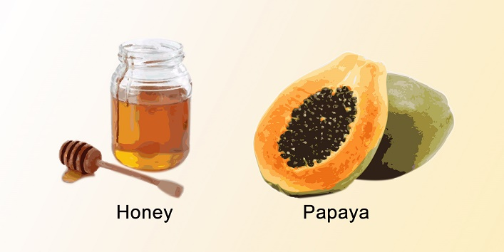 honey-and-papaya-mask