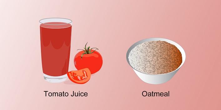 tomato-and-oatmeal