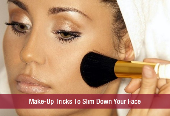 how to make our face slim