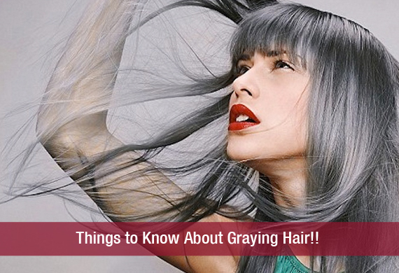 Greying Hair