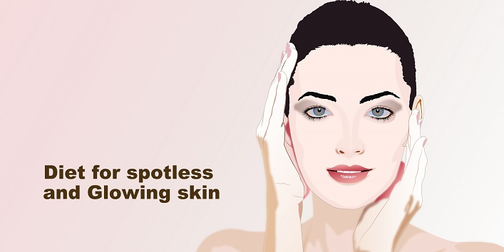 diet-for-spotless-and-glowing-skin