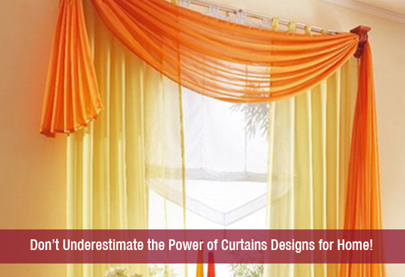 Don t underestimate the power of curtains designs for home khoobsurati - Home design curtains ...