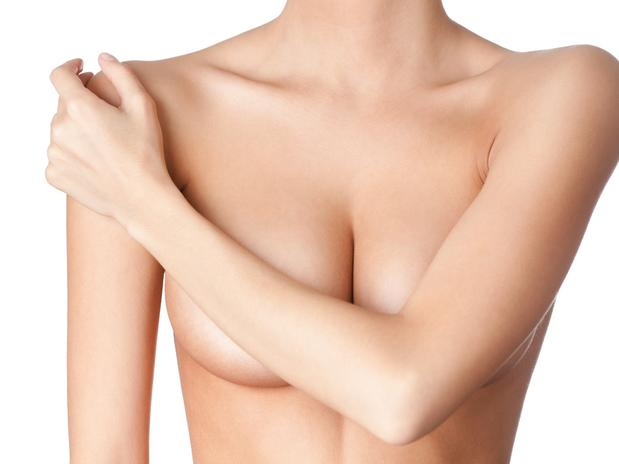 causes of stretch marks on breast
