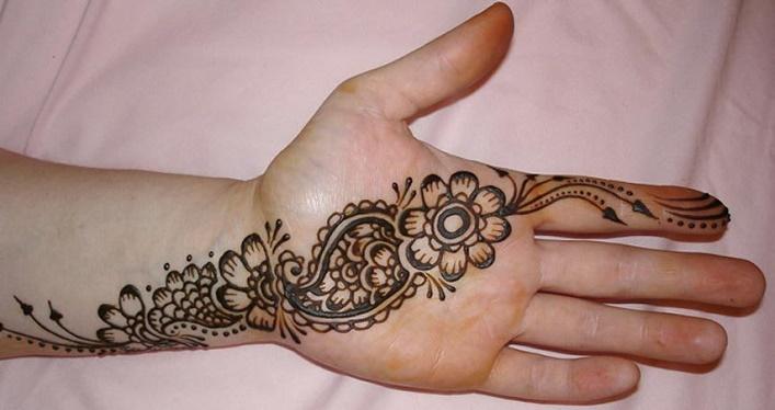 The Palm Henna (4)