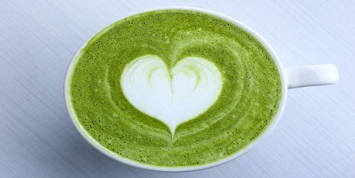 green tea for heart