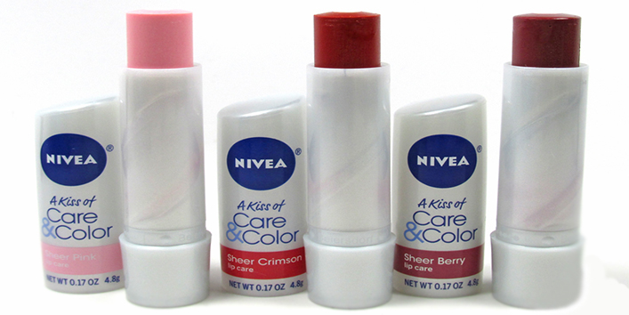 Nivea-lip-care