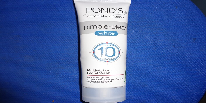 ponds pimple clear