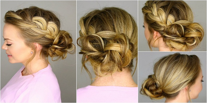 hairstyles for indo-western Outfits5 Image Source: - 8 Hairstyles For Indo-Western Outfitskhoobsurati