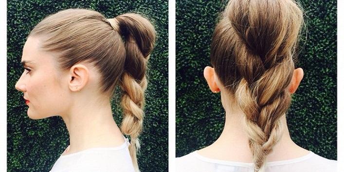 Stylish Ponytail Hairstyles1