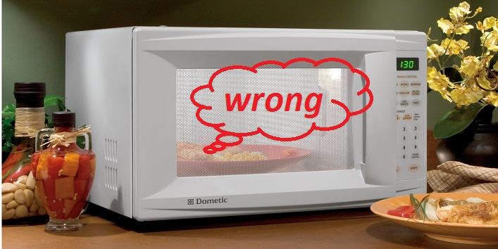 6 things that should never go in the microwave - Things never put microwave ...