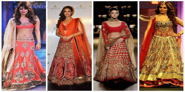 Perfect Lehenga For Your Body Type1