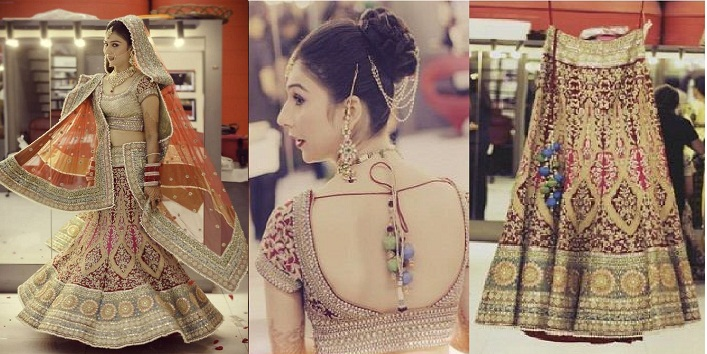 Perfect Lehenga For Your Body Type4