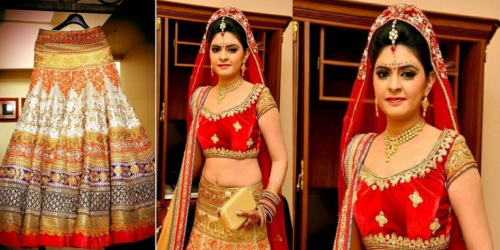 Perfect Lehenga For Your Body Type5