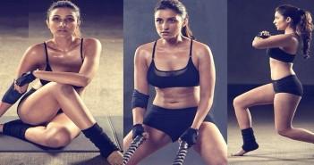 Parineeti Chopra Workout Routine
