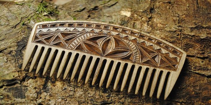 Wooden Comb5