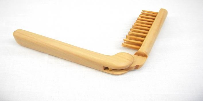 Wooden Comb6
