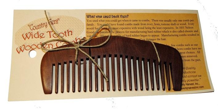 Wooden Comb7