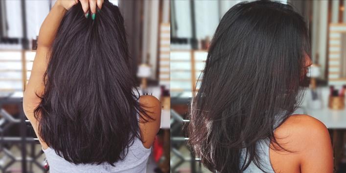 oil in hair2