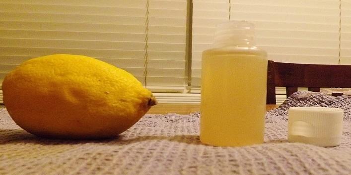 Lemon Facial6