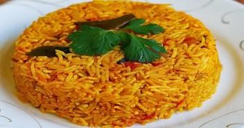 Tomato Biryani Thakkali Biryani