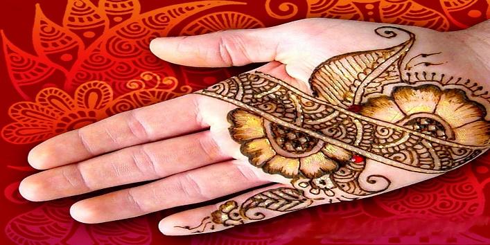 Floral Mehndi Designs4