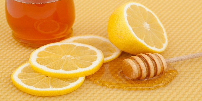 honey with lemon