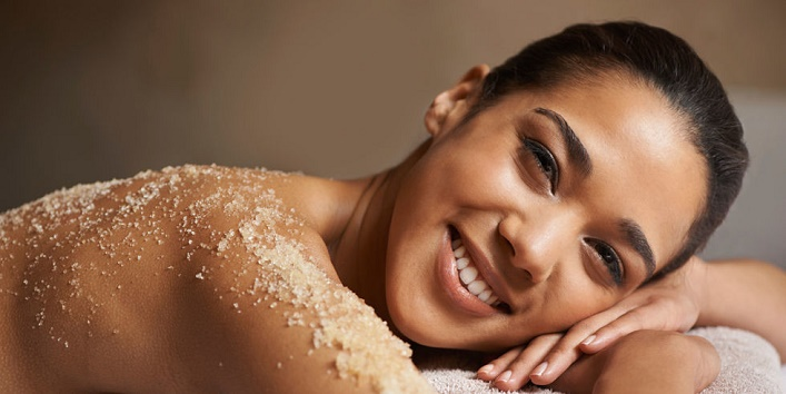 how to get beautiful body skin naturally at home