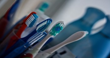 Old Toothbrush for Better