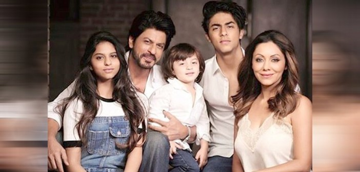 These 7 Celebrities with Their Adorable Kids Will Make Your Day Today!
