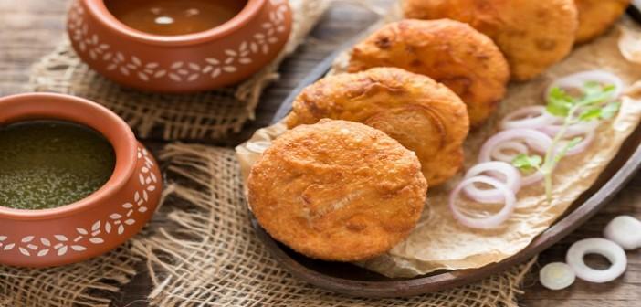 How to Make Sooji Kachori at Home