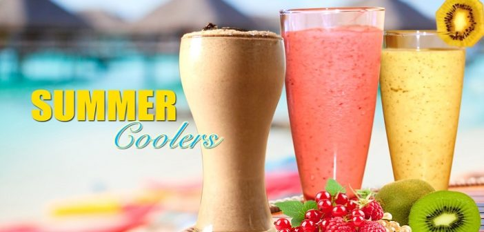 Drink Up The Heat Of Summer With These Amazing Coolers To Relax With