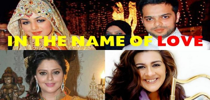 Top 5 Bollywood Actresses Who Switched Their Religion In The Name Of Love
