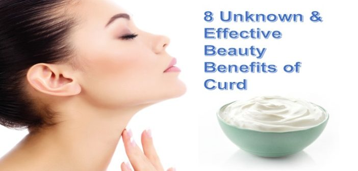 8 Unknown & Effective Beauty Benefits Of Curd