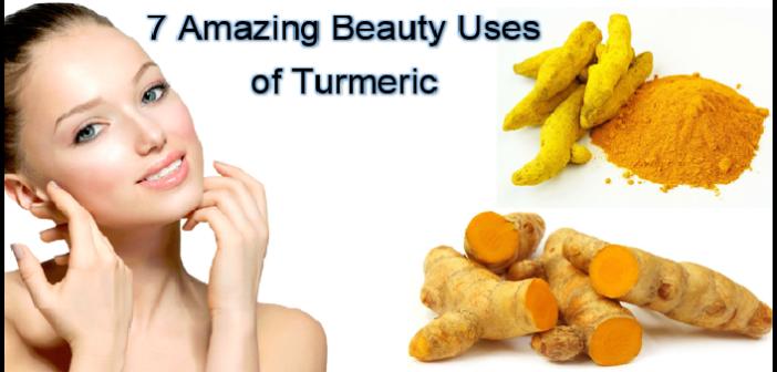 7 Amazing Beauty Uses of Turmeric