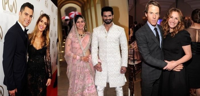 Top 9 Celebrities Who Got Hitched With Their Fans