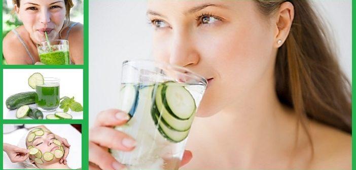 Top 12 Health & Beauty Benefits Of 'Super-Food' Cucumber