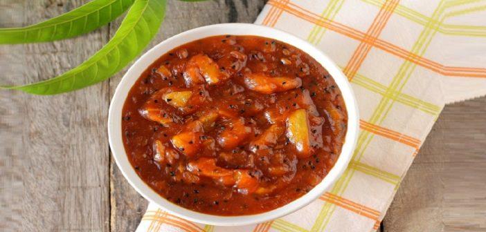 Easy-To-Cook Recipe For Mango Chutney With Bengali Tadka