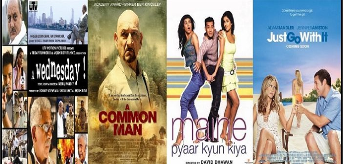 6 Bollywood Chartbusters That Inspired West To Make Their Hollywood-Versions