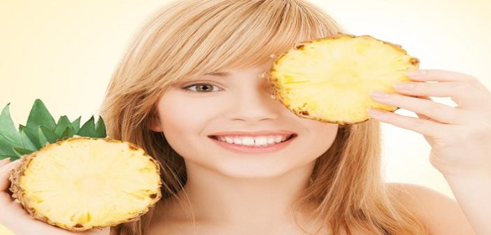 Pineapple: How To Include This Kingly Fruit In Your Beauty Regime