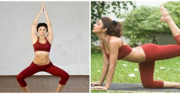 Yoga Poses For Hair Growth