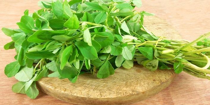 Fenugreek Leaves To Fight Off Common Cold and Viral Fever