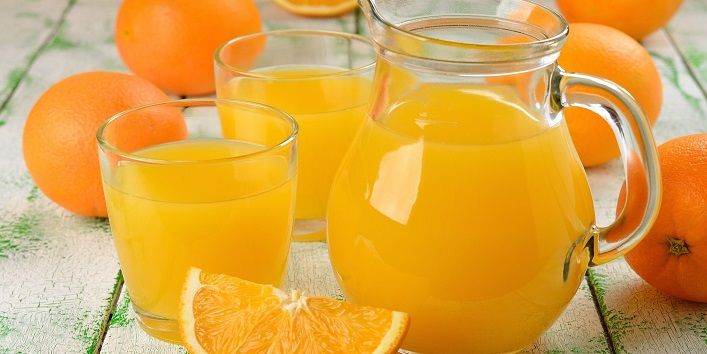 Orange Juice to Fight Against Viral Diseases and Boost immunity